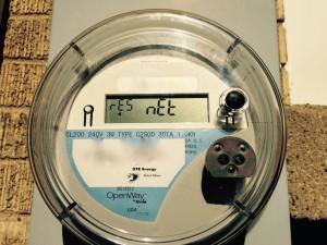 rEs nEt = Residential Net Metering